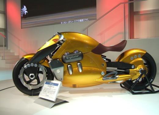 Suzuki moto al Salone di Tokyo 2007 - Foto 27 di 30