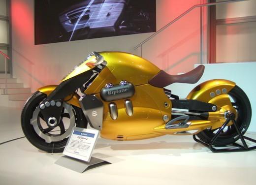 Suzuki moto al Salone di Tokyo 2007 - Foto 28 di 30