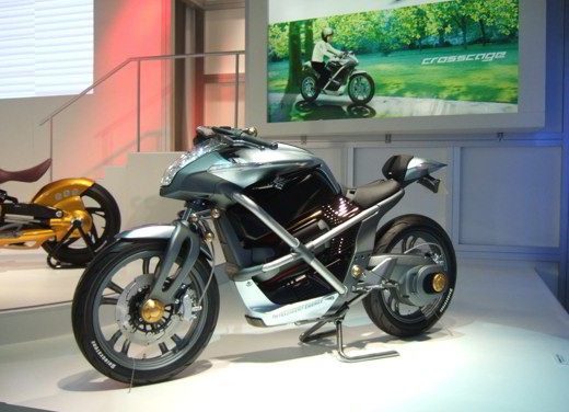 Suzuki moto al Salone di Tokyo 2007 - Foto 10 di 30