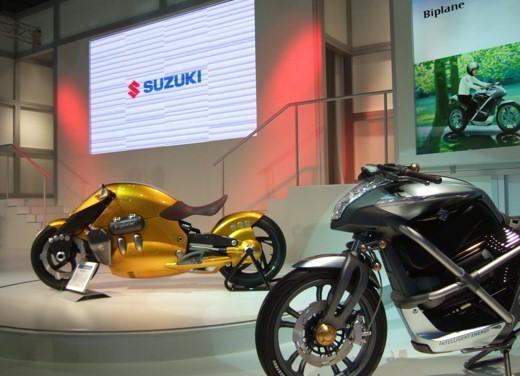 Suzuki moto al Salone di Tokyo 2007 - Foto 11 di 30