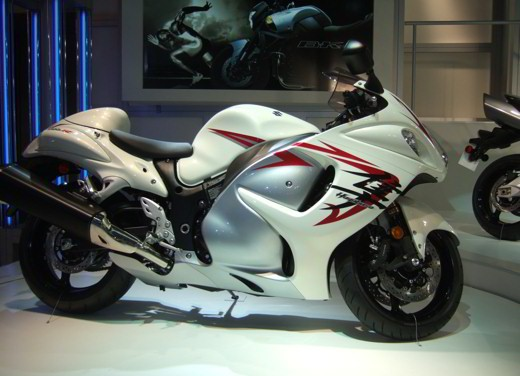 Suzuki moto al Salone di Tokyo 2007 - Foto 14 di 30