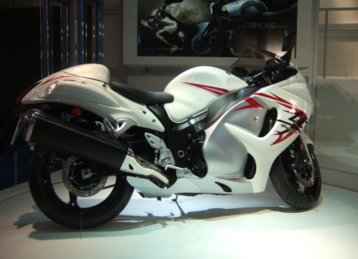 Suzuki moto al Salone di Tokyo 2007 - Foto 15 di 30