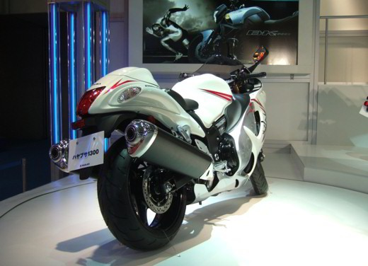 Suzuki moto al Salone di Tokyo 2007 - Foto 17 di 30