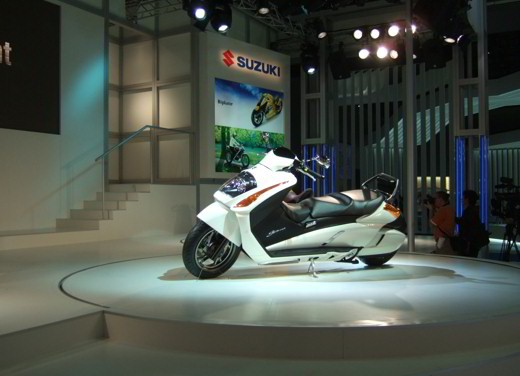 Suzuki moto al Salone di Tokyo 2007 - Foto 18 di 30