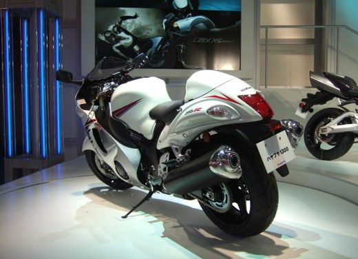 Suzuki moto al Salone di Tokyo 2007 - Foto 2 di 30