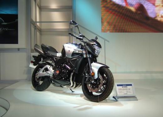 Suzuki moto al Salone di Tokyo 2007 - Foto 5 di 30