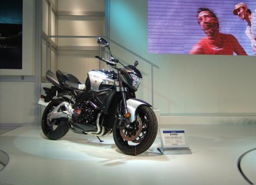 Suzuki moto al Salone di Tokyo 2007 - Foto 6 di 30
