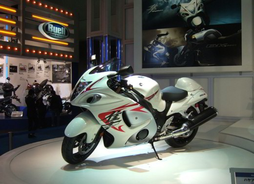 Suzuki moto al Salone di Tokyo 2007 - Foto 7 di 30