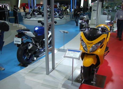 Suzuki moto al Salone di Tokyo 2007 - Foto 9 di 30