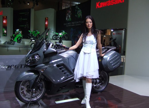 Kawasaki al Salone di Tokyo 2007 - Foto 3 di 14