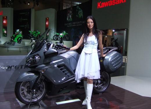 Kawasaki al Salone di Tokyo 2007 - Foto 1 di 14