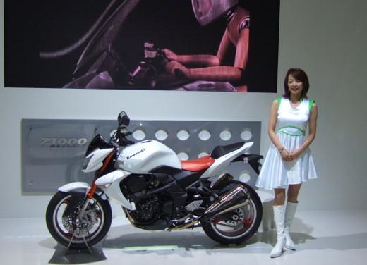 Kawasaki al Salone di Tokyo 2007 - Foto 5 di 14