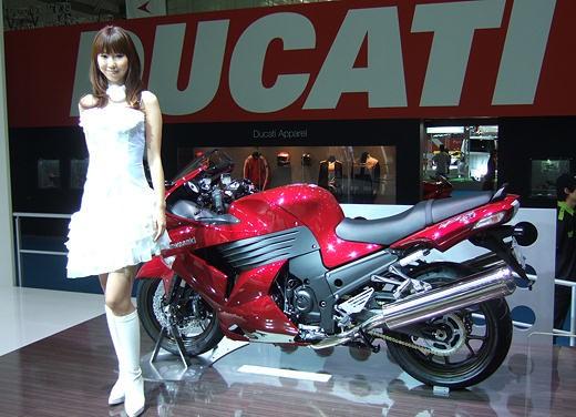 Kawasaki al Salone di Tokyo 2007 - Foto 7 di 14