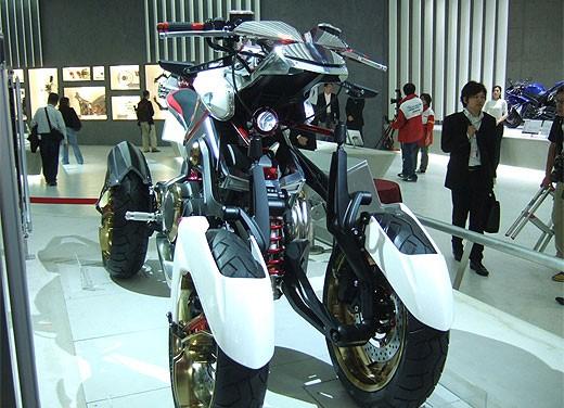 Yamaha al Salone di Tokyo 2007 - Foto 13 di 21