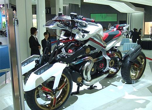 Yamaha al Salone di Tokyo 2007 - Foto 14 di 21