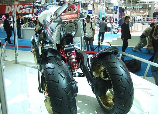 Yamaha al Salone di Tokyo 2007 - Foto 15 di 21