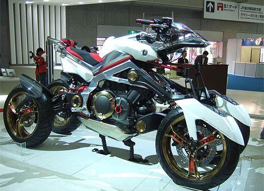 Yamaha al Salone di Tokyo 2007 - Foto 16 di 21