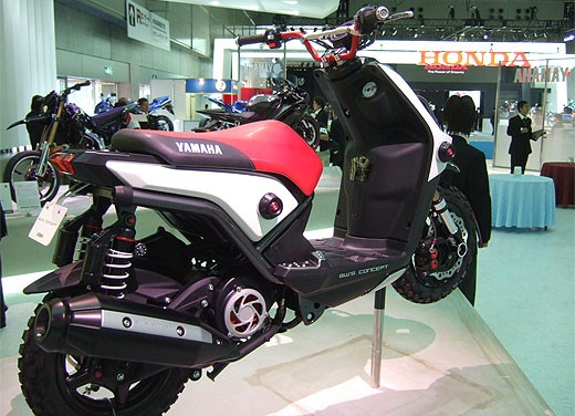 Yamaha al Salone di Tokyo 2007 - Foto 2 di 21