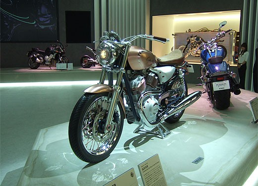 Yamaha al Salone di Tokyo 2007 - Foto 4 di 21
