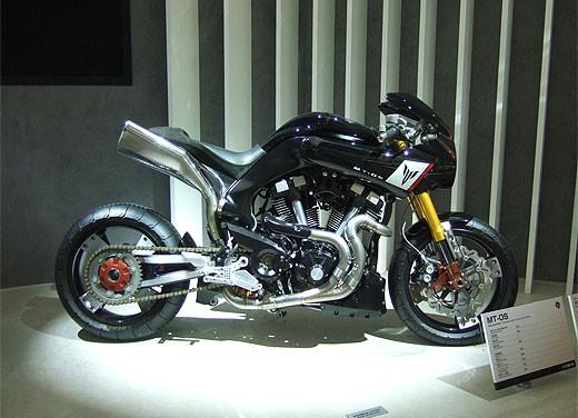 Yamaha al Salone di Tokyo 2007 - Foto 6 di 21