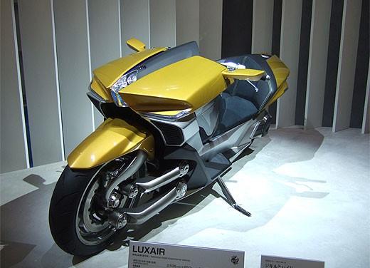 Yamaha al Salone di Tokyo 2007 - Foto 10 di 21