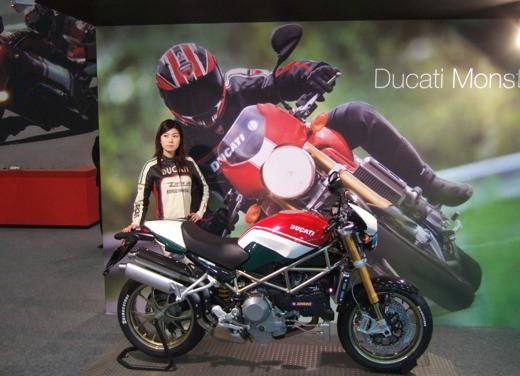 Ducati al Salone di Tokyo 2007 - Foto 13 di 15