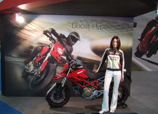 Ducati al Salone di Tokyo 2007 - Foto 14 di 15