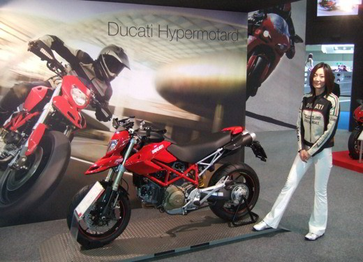 Ducati al Salone di Tokyo 2007 - Foto 3 di 15