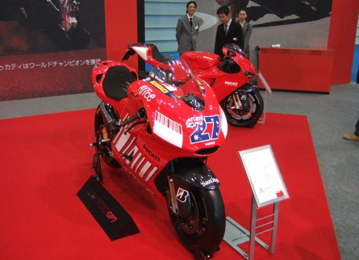 Ducati al Salone di Tokyo 2007 - Foto 4 di 15
