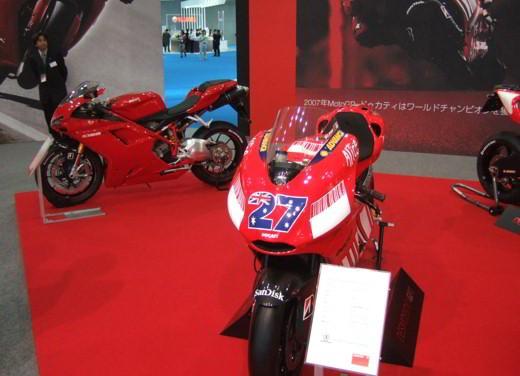 Ducati al Salone di Tokyo 2007 - Foto 5 di 15