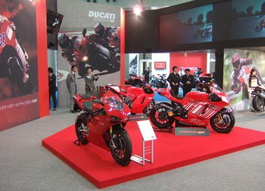 Ducati al Salone di Tokyo 2007 - Foto 6 di 15