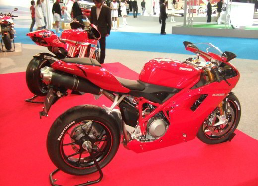 Ducati al Salone di Tokyo 2007 - Foto 9 di 15