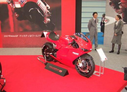 Ducati al Salone di Tokyo 2007 - Foto 11 di 15