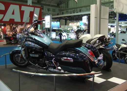 Triumph al Salone di Tokyo 2007 - Foto 4 di 12
