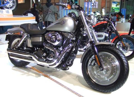 Harley Davidson al Salone di Tokyo 2007 - Foto 5 di 14