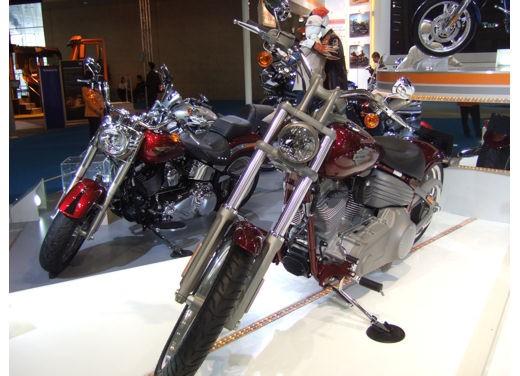 Harley Davidson al Salone di Tokyo 2007 - Foto 6 di 14