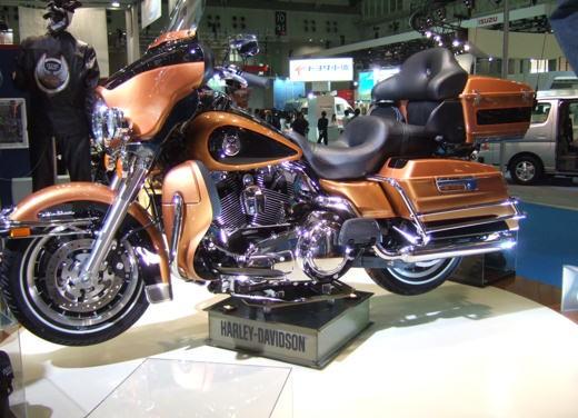 Harley Davidson al Salone di Tokyo 2007 - Foto 7 di 14