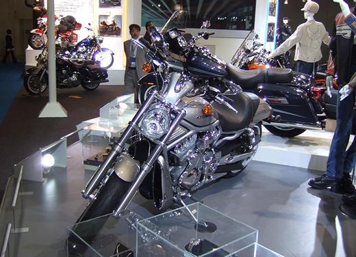Harley Davidson al Salone di Tokyo 2007 - Foto 8 di 14