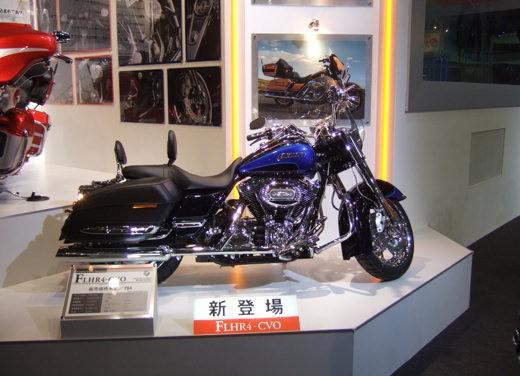 Harley Davidson al Salone di Tokyo 2007 - Foto 9 di 14