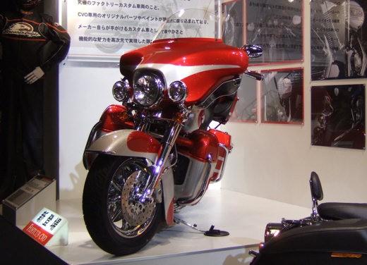 Harley Davidson al Salone di Tokyo 2007 - Foto 10 di 14