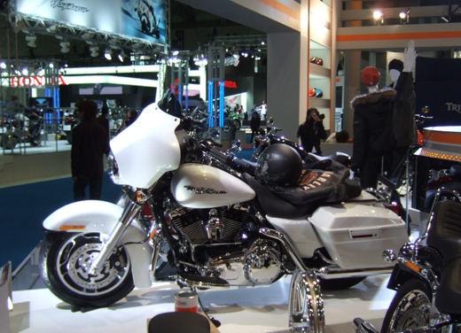 Harley Davidson al Salone di Tokyo 2007 - Foto 12 di 14