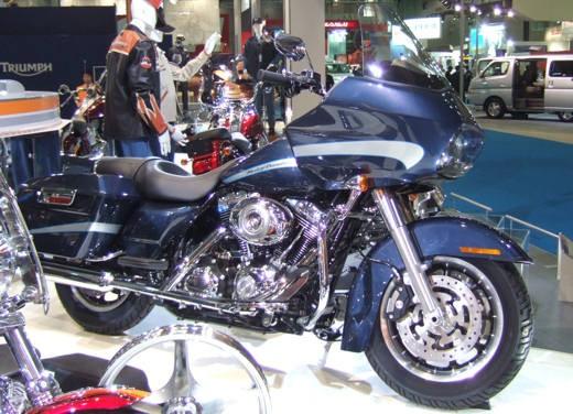 Harley Davidson al Salone di Tokyo 2007 - Foto 13 di 14