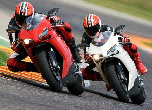 Ducati 848 – Test ride report - Foto 10 di 17