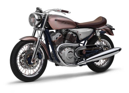 Ultimissime: Yamaha XS-V1 Sakura Concept - Foto 2 di 9