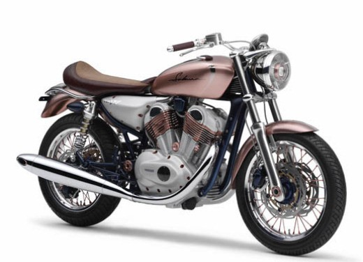 Ultimissime: Yamaha XS-V1 Sakura Concept - Foto 6 di 9