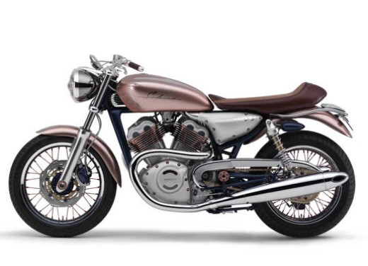 Ultimissime: Yamaha XS-V1 Sakura Concept - Foto 7 di 9