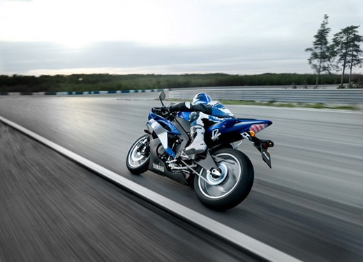 Yamaha YZF R6 2009 - Foto 6 di 17
