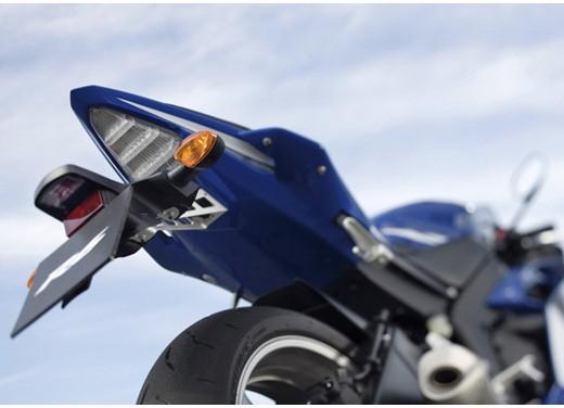 Yamaha YZF R6 2009 - Foto 11 di 17