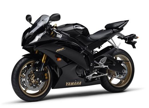 Yamaha YZF R6 2009 - Foto 16 di 17