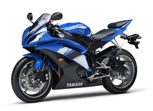 Yamaha YZF R6 2009 - Foto 17 di 17